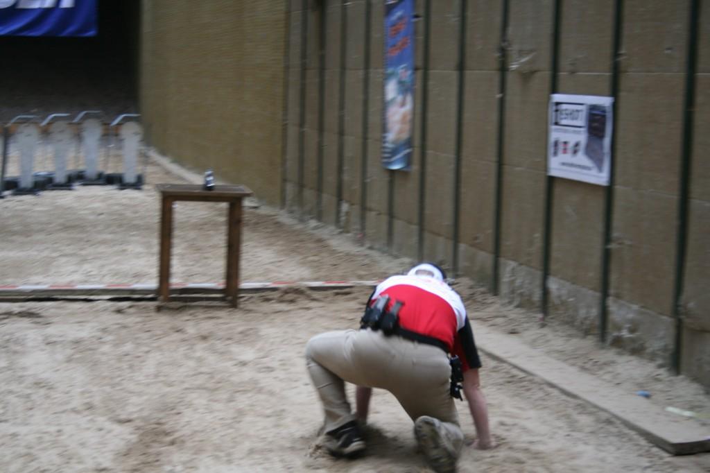 Ralf snubler under shoot-off
