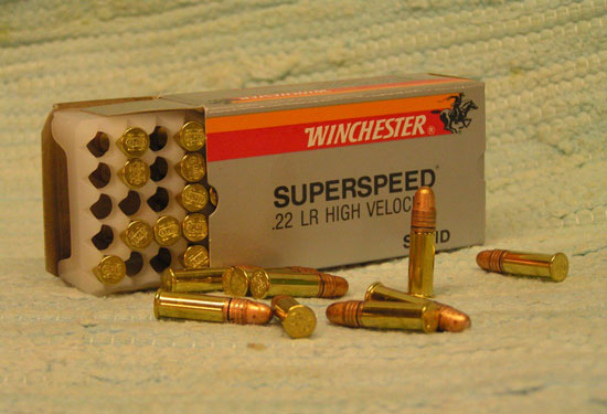 Winchester Superspeed .22