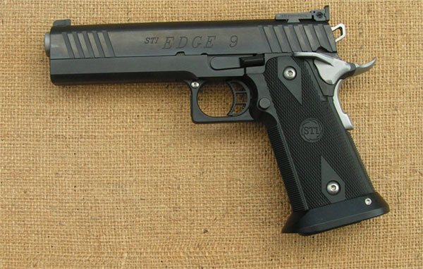 STI Edge 9mm